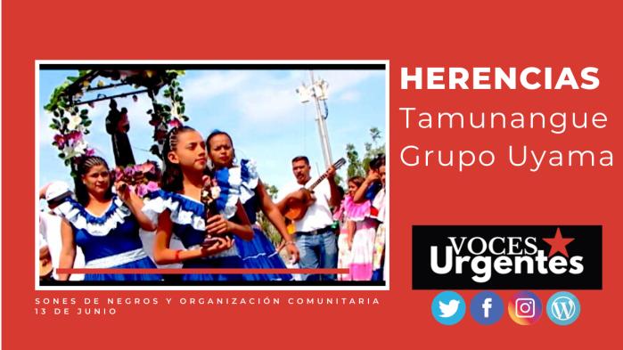 Herencias Tamunangue del Grupo Uyama